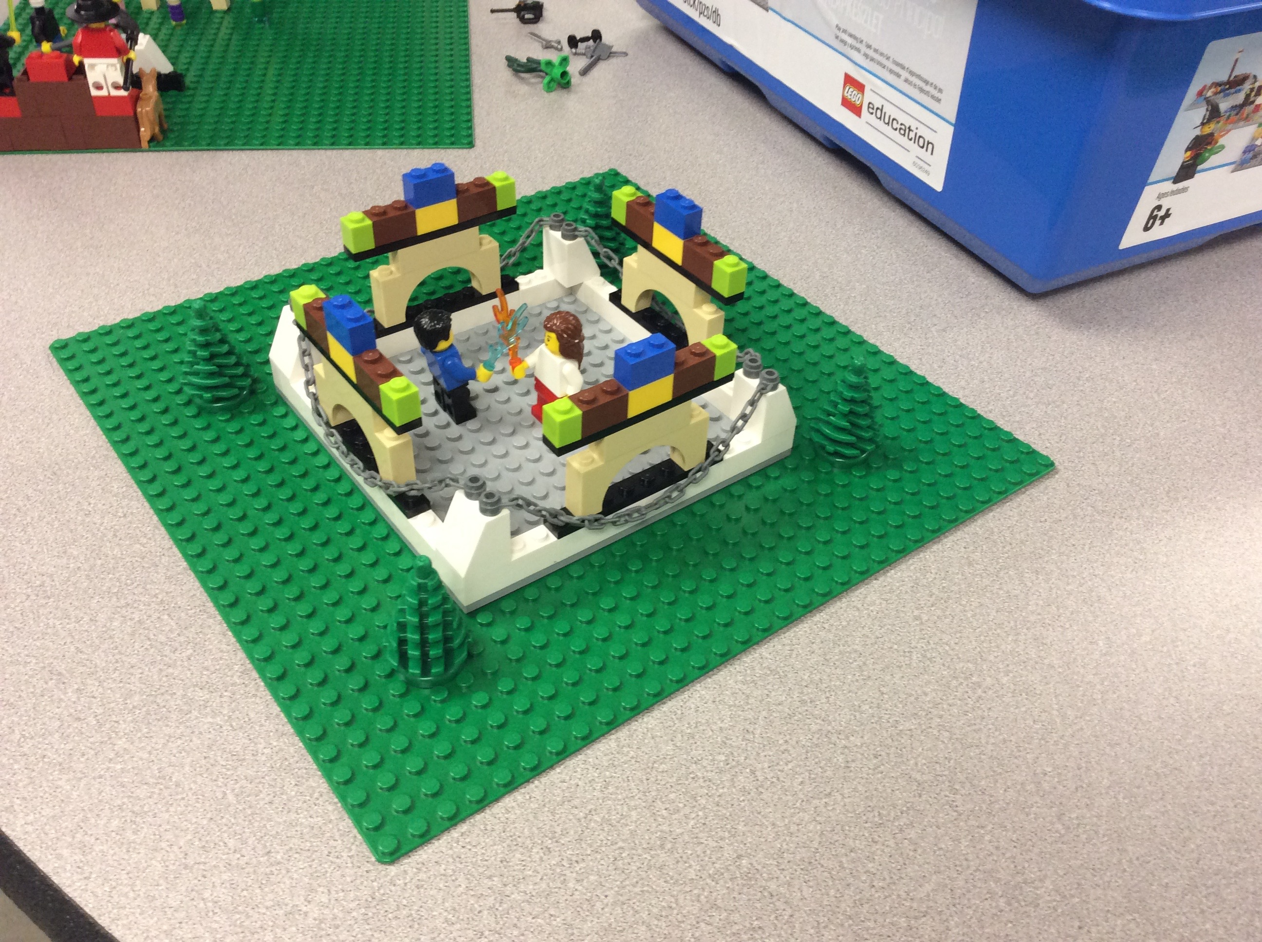 Make Writing with LEGO Instead of Writing Old School | Coffee For The Brain
